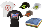 T-Shirts / Caps